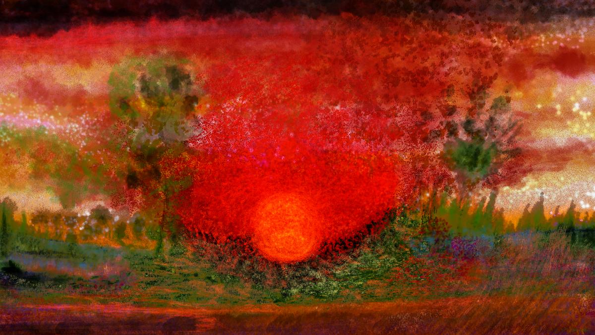 Si il n'y avait pas quelqu'un qui aime, le soleil s'éteindrait. — Victor Hugo