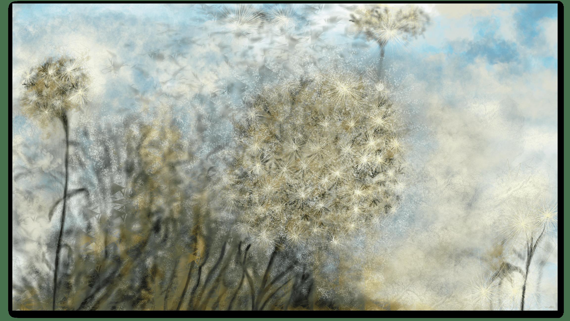 Ce qui est en vous est infini, occupe la demeure céleste, dont la porte est la brume matinale, et dont les fenêtres sont les chants et les silences de la nuit. —Khalil Gibran