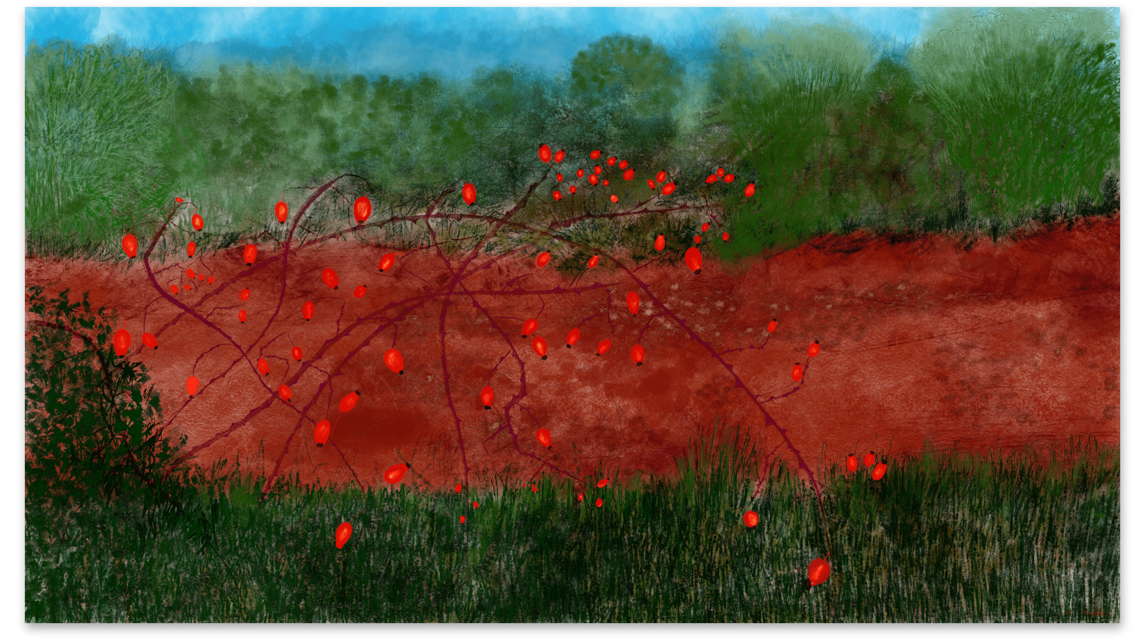 Un arbre qui grandit dans une caverne ne porte pas de fruits. — Khalil Gibran