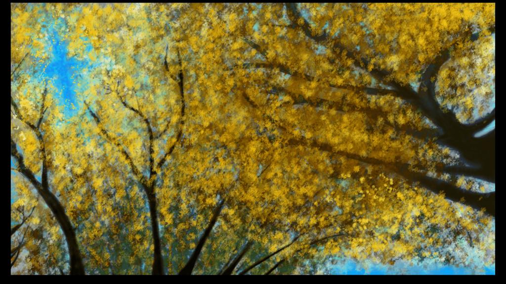 """Tilleul Japonais / Japanese Lime Tree - Horizons 2020. """"Fruits et racines ont même commune mesure qui est l'arbre. —Antoine De Saint Exupéry"""